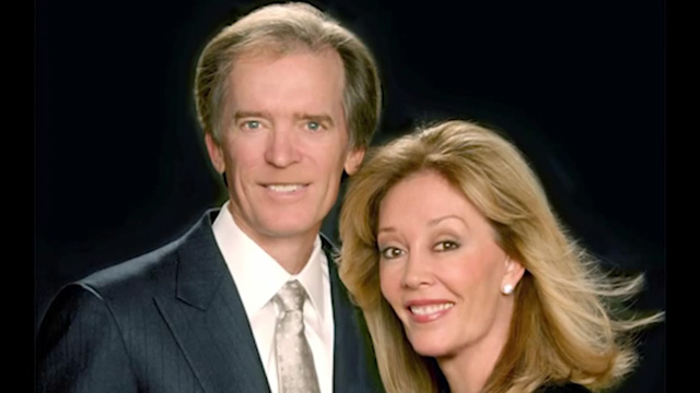 Sue and Bill Gross